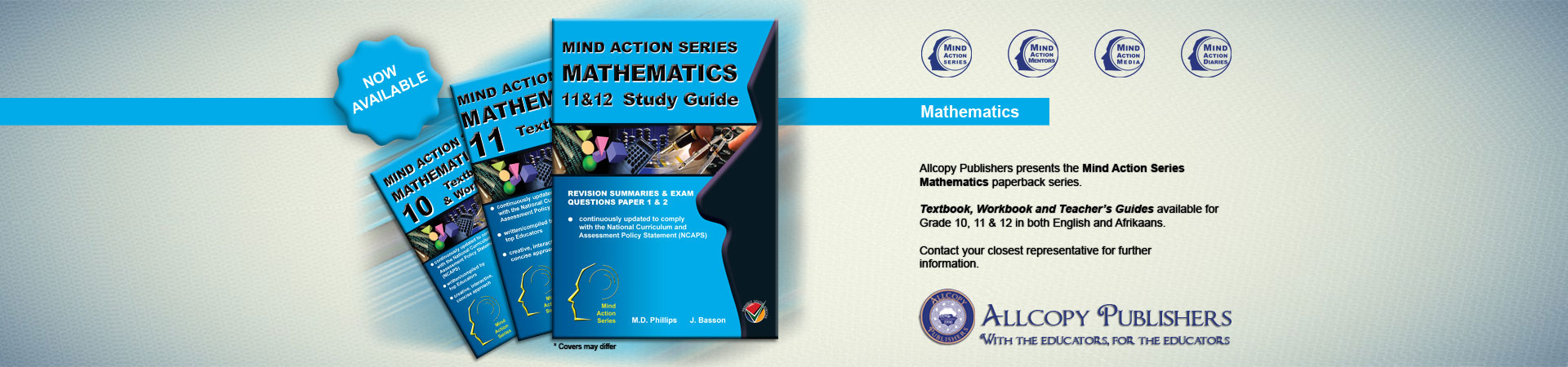 Mind Actions Series Maths