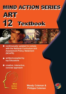 Art Textbook Gr 12 NCAPS - Cover424x600