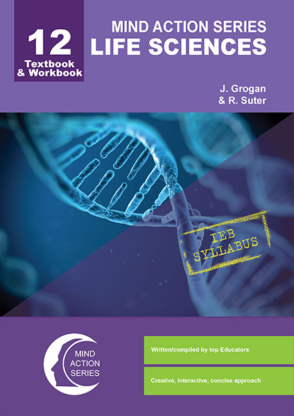 Life Sciences Textbook & Workbook Gr 12 IEB (2017)