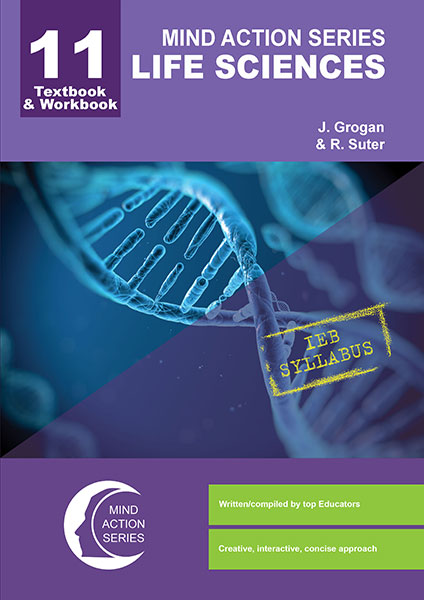 Life Sciences Textbook & Workbook IEB (2017) Gr 11
