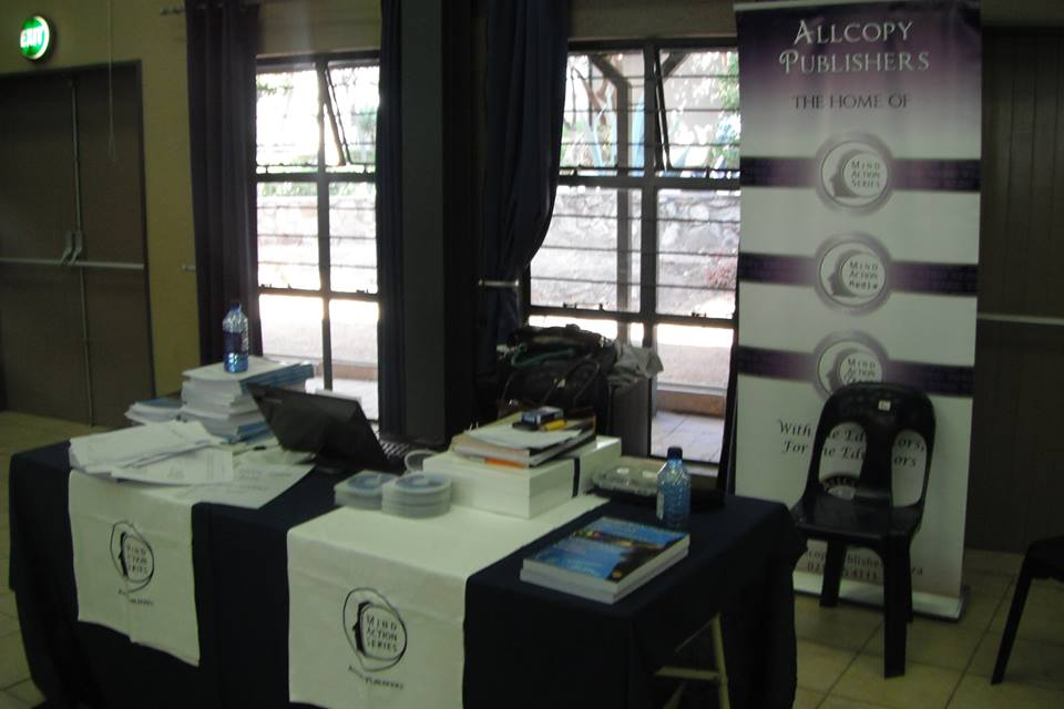 Allcopy workshop desk